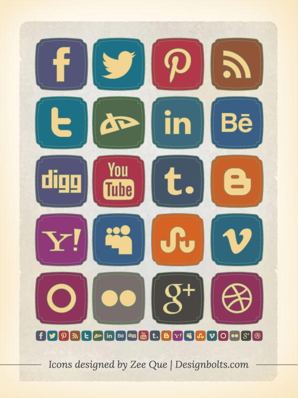 20-Free-Retro-Style-Old-Social-Media-Icons-Set-256-x-256-PNG