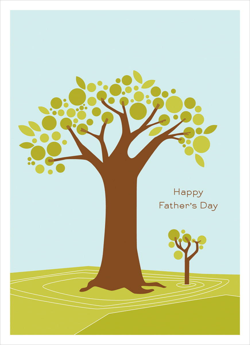 TU6F-madison-park-greetings-fathers-day-card-misha-zadeh-tree-madison-park-greetings