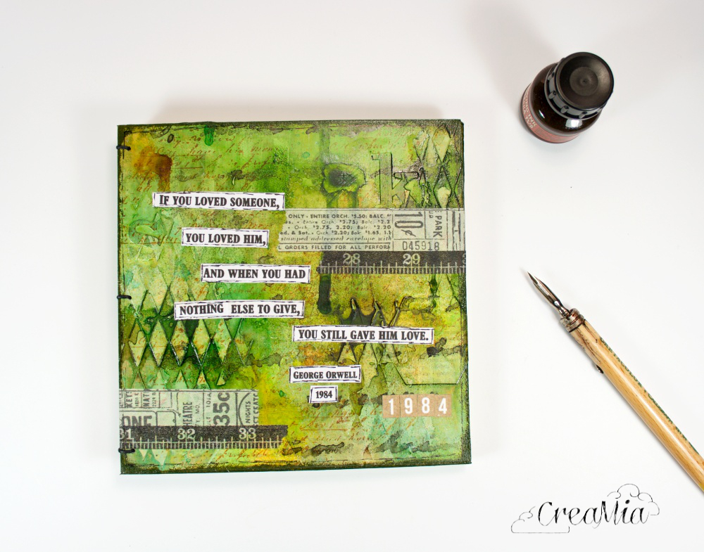 book with numbers in title quotes journal 22_wc