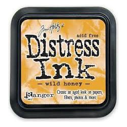 Distress Ink - Wild Honey /...