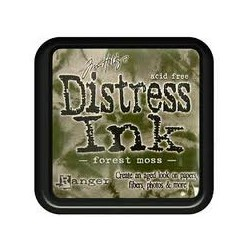 Distress Ink - Forest Moss...
