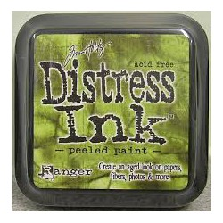 Distress Ink - Peeled Paint...